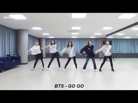 (Random Magic Dance) Red Velvet - Go Go, The Eve, Likey, Whistle, Etc