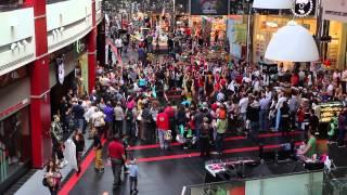 טירוף ריקודים בG סינמה סיטי