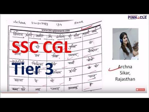 essay writing I letter writing I ssc cgl tier 3 descriptive I paper code 1314