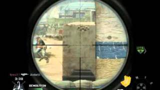 Black Ops L96a1 Gameplay 6