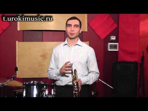 vse.urokimusic.ru Игра на трубе. Уроки музыки. Обучение музыке. Школа музыки.