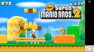 Citra Emulator (CPU JIT)   New Super Mario Bros. 2 [1080p HD]   Nintendo 3DS