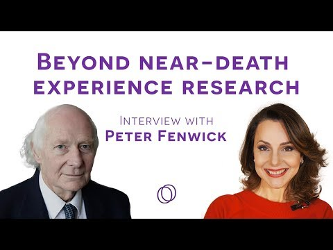 Origins and evolution of NDE research - Interview with Peter Fenwick