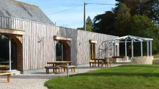 Domaine De La Cour - 50270 Saint Maurice En Cotentin - Location de salle - Manche 50