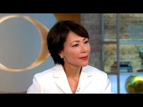 """Ann Curry says """"verbal sexual"""" harassment was pervasive at NBC"""