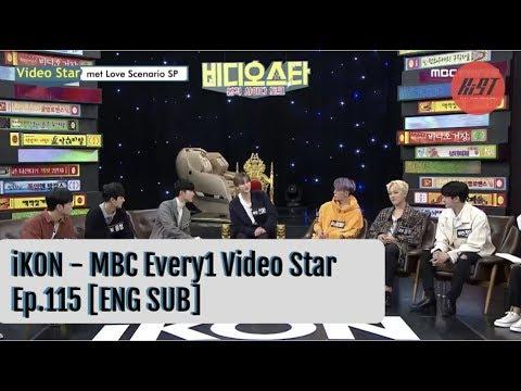 ENG SUB IKON   MBC Every1 Video Star E115 !81016
