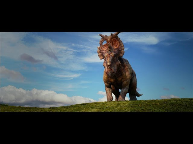 Walking with Dinosaurs: The 3D Movie - Official Trailer #1