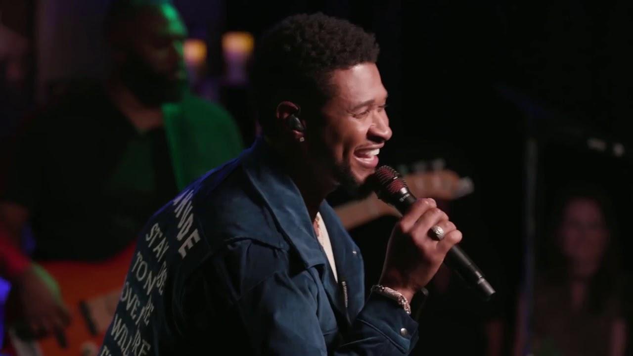 Download Usher - You Make Me Wanna... (Live)