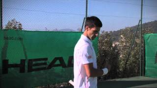 HEAD - Upgrade Your Game With Novak Djokovic - Part 2