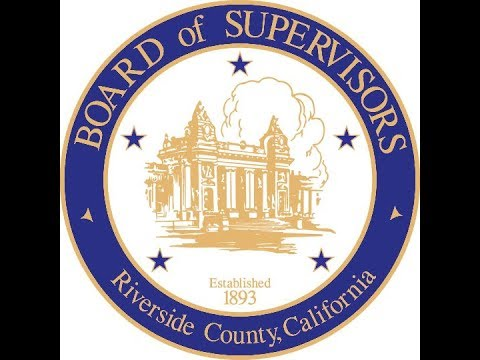 Board of Supervisors Meeting - October 3, 2017