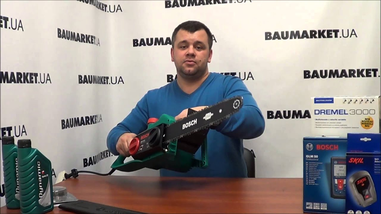Обзор электропилы Ижмаш Industrial Line EP-2600 - YouTube