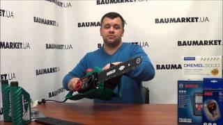 Как выбрать электропилу цепную для дачи или дома (видео)