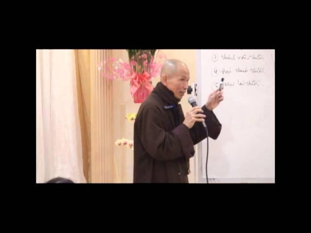04 Như Lai Thiền