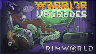 Warrior Upgrades – Rimworld Royalty Gameplay – Let's Play Part 25