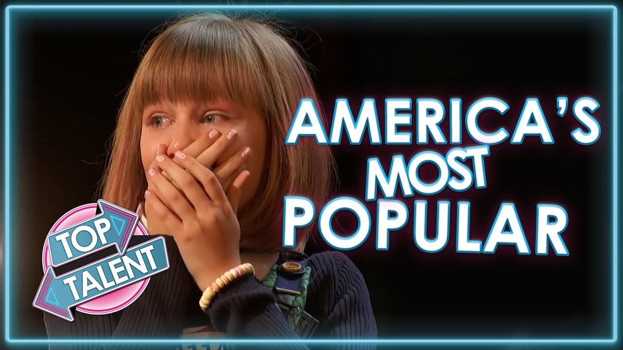BEST OF THE US! Most Popular Acts on America's Got Talent, X Factor and Idol | Top Talent