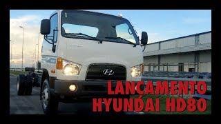 Lan amento Hyundai HD80 смотреть