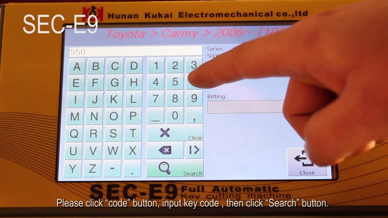 How To Tell Sece9 And Sece9z Key Cutterauto Diagnostic Tool