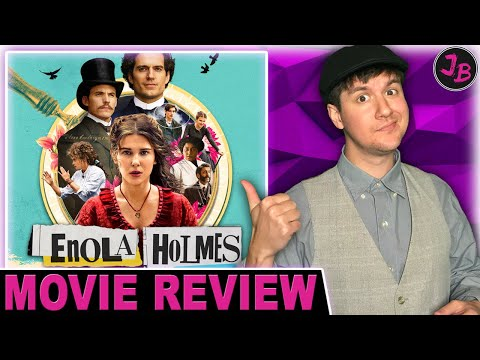 ENOLA HOLMES (2020) – Netflix Movie Review