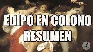 EDIPO EN COLONO -  RESUMEN