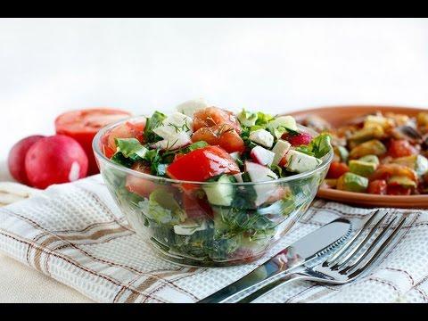 Салат из редьки, рецепты с фото на : 410