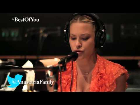 Anastacia - Best Of You - Studio Exclusive # 3
