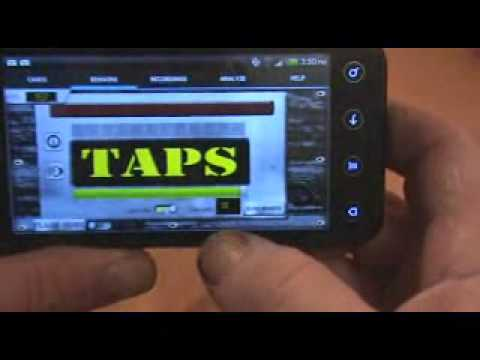TAPS APP How it works on Android system