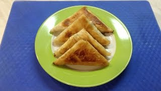 Пирожки из лаваша | Patties from a pita
