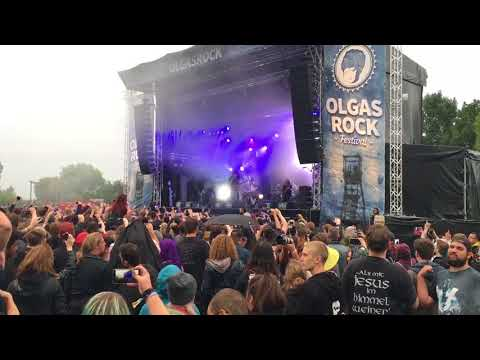Any Given Day - Diamonds Olgas Rock 2017