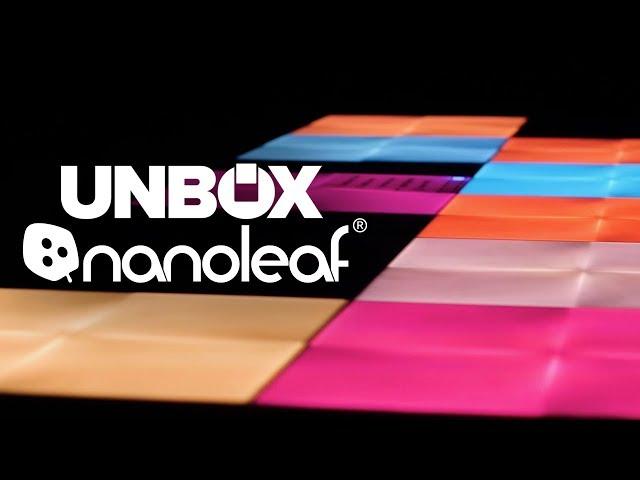 Nanoleaf Canvas unboxing