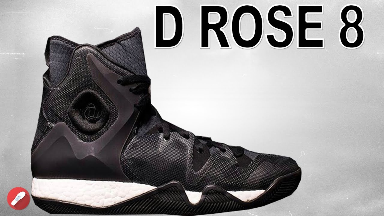 Adidas D Rose 8 Initial Thoughts!