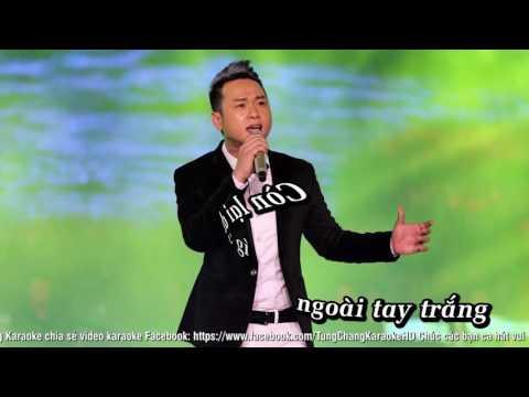 Nghèo Mà Có Tình   Hàn Thái Tú   Karaoke   Beat Gốc