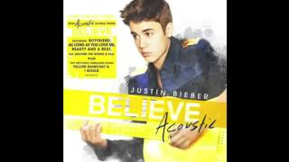 Justin Bieber Be Alright (Acoustic Version)