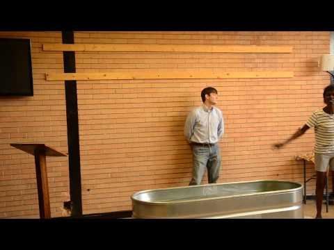 Kingsville Baptist Church: Baptism recap