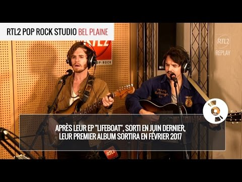 Bel Plaine - Morning - RTL2 Pop Rock Studio