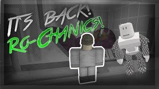 Ro-Bio is back! | Ro-Chanics | Roblox