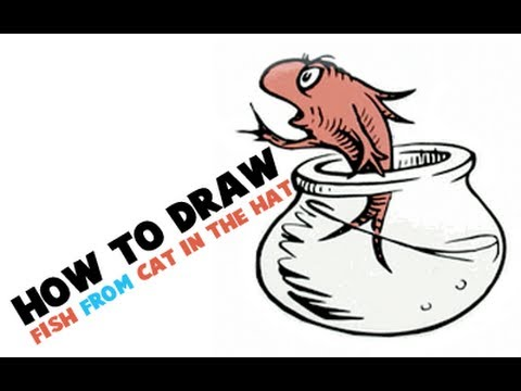 How to Draw Dr. Seuss ...