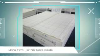 Phoenix Electric Adjustable Bed Organic Mattress Natural Lat