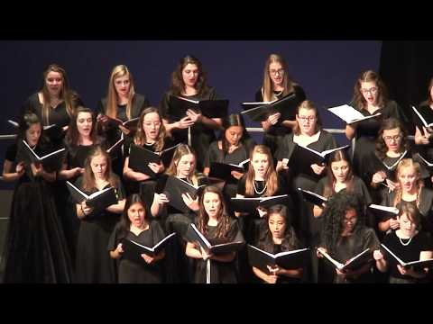 47th Annual D300 Choral Festival - High School Chorus - How Good - Michael Engelhartdt