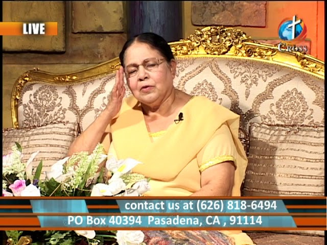 The Light of the Nations  Rev. Dr. Shalini Pallil Indian 08-07-2018