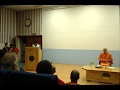 Swami Tyaganandaji - Four Simple Exercises | IIT Madras