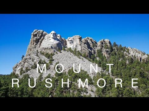 Mount Rushmore National Memorial (4K-Ultra HD)