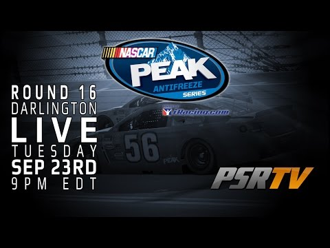 NASCAR Peak Antifreeze Series - Round 16 Darlington Raceway