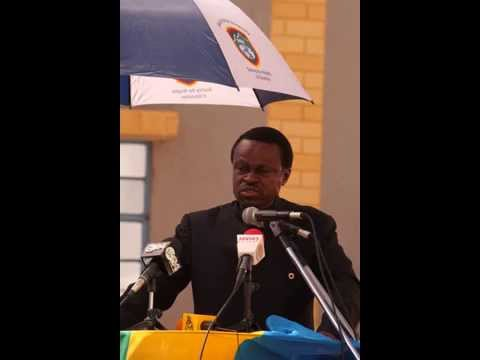 Prof  PLO Lumumba Speech at the Rwanda  Genocide Commemoration 2014