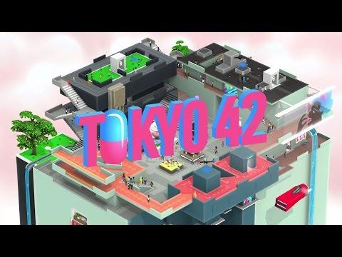 Tokyo 42   Announcement Trailer   PS4