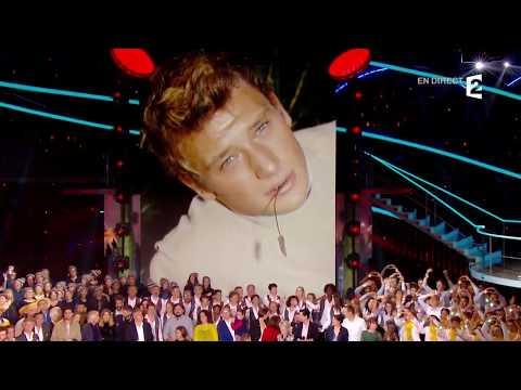 Le Téléthon chante Johnny Hallyday en hommage | TÉLÉTHON 2017