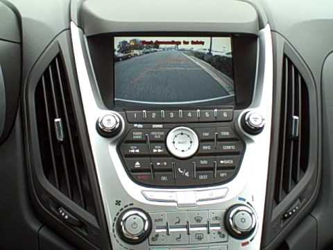 2010 chevy equinox interior
