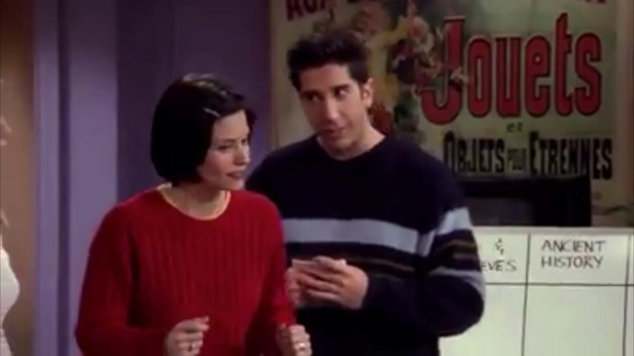 Download Friends - Rachel & Monica lose the apartment