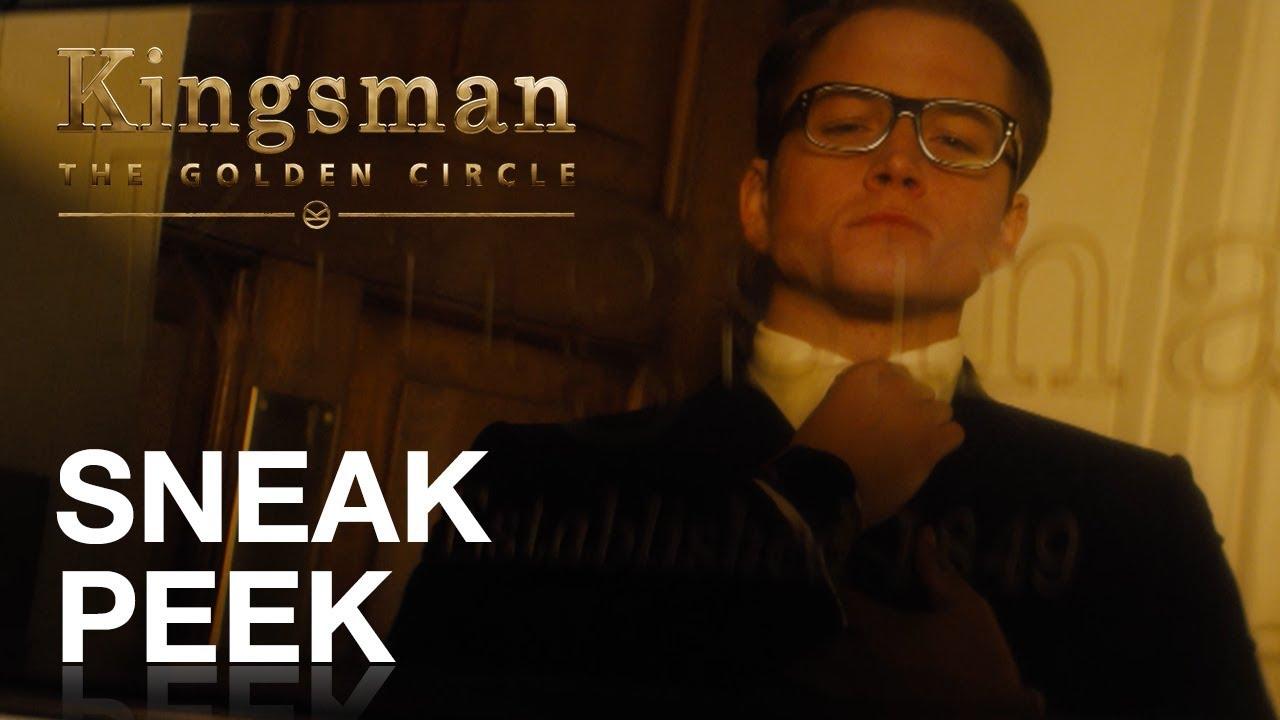 Download KINGSMAN: THE GOLDEN CIRCLE | 10 Minute Sneak Peek | On Digital Download Now