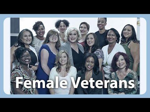 Female Veterans Get 'Makeovers That Matter'