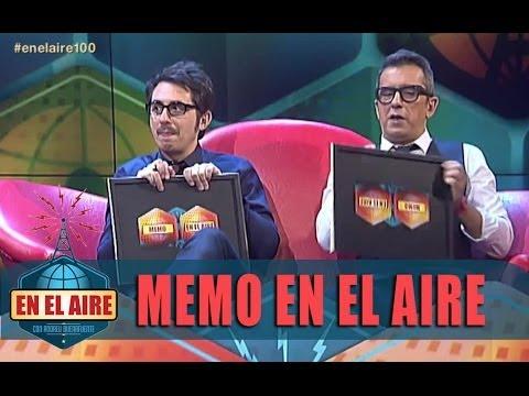 """En el aire - Berto a Andreu: """"¿Dónde estás mientras hago el programa?"""